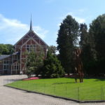 Ingang Begraafplaats Sint Barbara