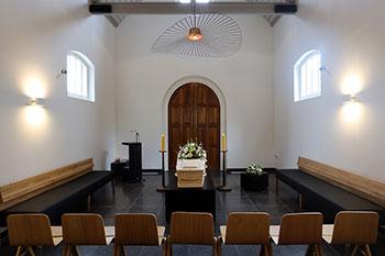 De Nieuwe Ooster - kleine aula