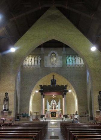 Hofkerk als afscheidslocatie