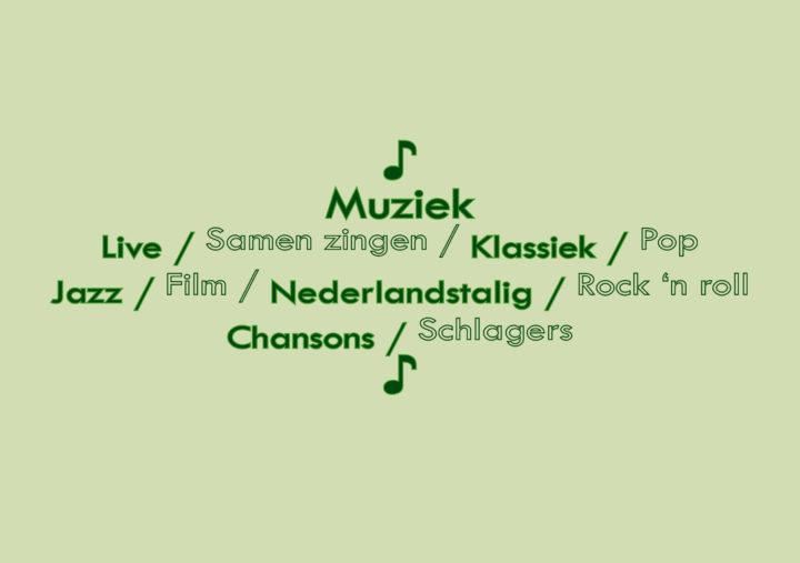 Keuze uitvaartmuziek