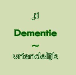 Dementievriendelijk, muziek en uitvaartbegeleiding