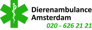 Logo van Dierenambulance Amsterdam
