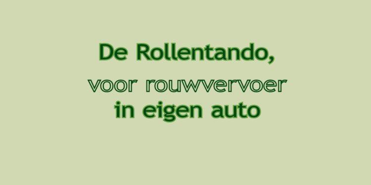 Blog over de Rollentando - rouwvervoer in eigen auto